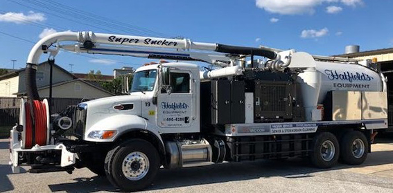 Hatfields Stormwater Management Truck Maryland 2020 2