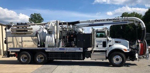 Hatfields Storm Water Management Truck MD