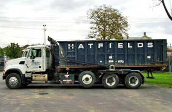 Roll Off Dumpster Rental Howard County Maryland