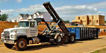 roll off dumpster rental maryland